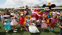Yenimahalle'de yaz okulu miniklerine veda partisi